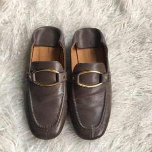 Isabel Marant Ferlyn Leather Loafer
